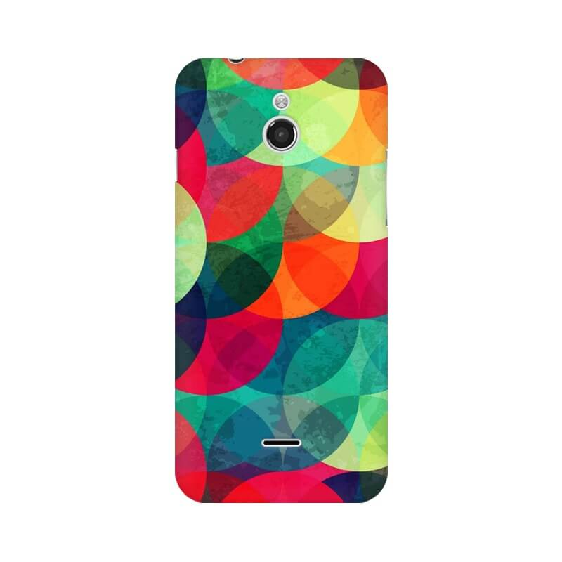 huge discount 23db6 de32e Buy Fontos Abstract InFocus M2 Mobile Back Cover products online at ...