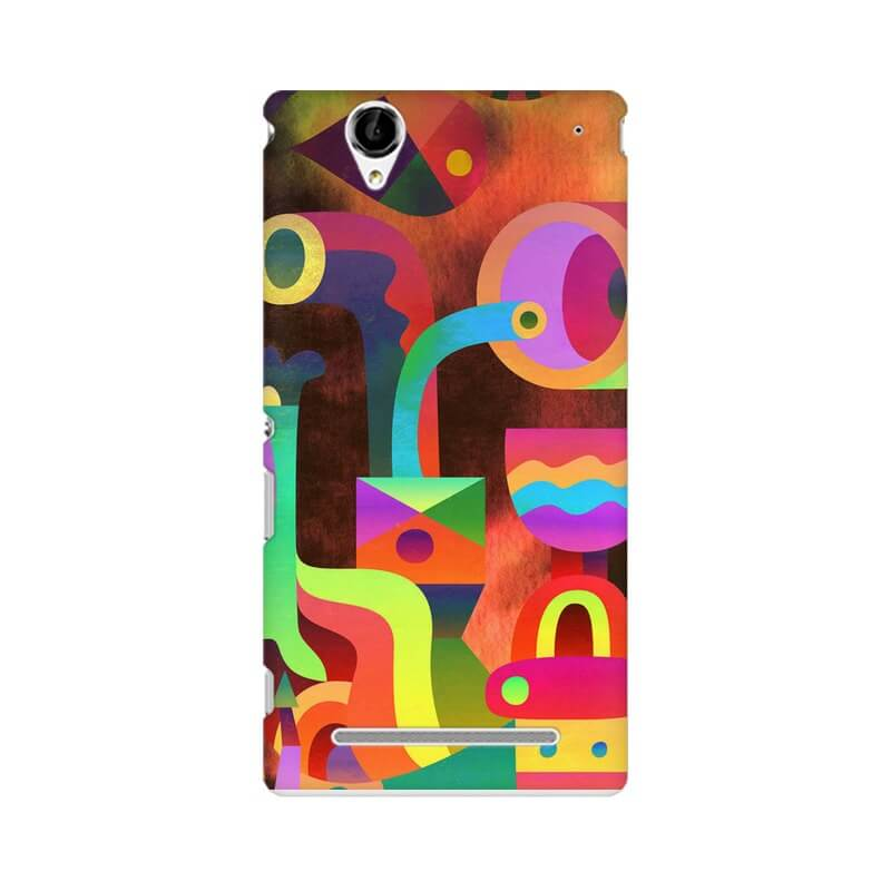 finest selection 007d8 7a982 Buy Sony Xperia T2 Ultra Back Covers Cases products online at low ...